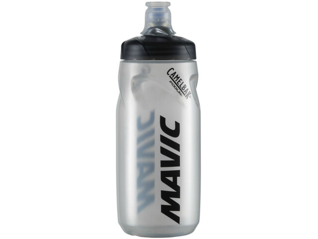 Mavic H2O Drink Bottle 600ml transparent